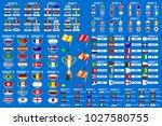 football world championship... | Shutterstock . vector #1027580755