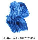 abstract watercolor texture... | Shutterstock .eps vector #1027593016