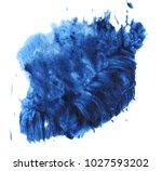 abstract watercolor texture... | Shutterstock .eps vector #1027593202