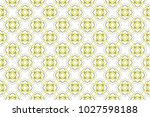 colorful seamless ornament for... | Shutterstock . vector #1027598188