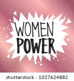 vector illustration of woman... | Shutterstock .eps vector #1027624882