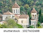 motsameta monastery in georgia | Shutterstock . vector #1027632688
