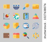 icons about business with... | Shutterstock .eps vector #1027638076
