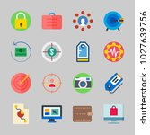 icons about commerce with... | Shutterstock .eps vector #1027639756