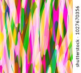 striped colored seamless... | Shutterstock .eps vector #1027670356