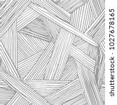 seamless pattern of hand drawn... | Shutterstock .eps vector #1027678165