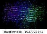 dark multicolor  rainbow vector ... | Shutterstock .eps vector #1027723942