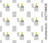 lighter seamless pattern on... | Shutterstock .eps vector #1027738828