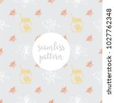 repeating seamless pattern of... | Shutterstock .eps vector #1027762348