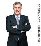 closeup portrait of a confident ... | Shutterstock . vector #1027768102