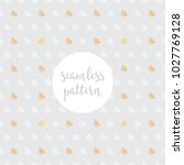 repeating seamless pattern of... | Shutterstock .eps vector #1027769128