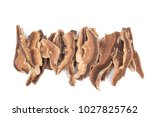 Small photo of A bunch of herbs, Ganoderma slices