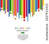 tendy illustration backgrounds  ... | Shutterstock .eps vector #1027911415