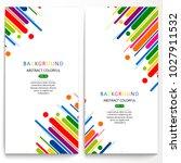 tendy illustration background... | Shutterstock .eps vector #1027911532
