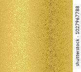gold foil seamless pattern ... | Shutterstock . vector #1027967788