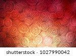 dark red vector natural... | Shutterstock .eps vector #1027990042