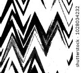 black and white grunge stripe... | Shutterstock . vector #1028034232