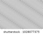 wavy  billowy  flowing lines... | Shutterstock .eps vector #1028077375