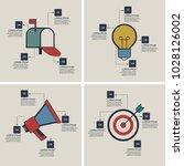 email advertising design.... | Shutterstock .eps vector #1028126002