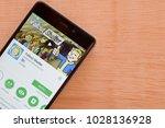 bekasi  west java  indonesia.... | Shutterstock . vector #1028136928