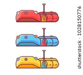 Inflatable Rafting Boat With...