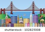 San Francisco California City...
