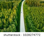 aerial view from above of... | Shutterstock . vector #1028274772