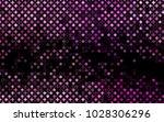 dark purple vector  layout with ... | Shutterstock .eps vector #1028306296