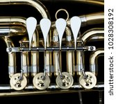Baritone Brass Instrument With...