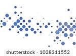 dark black vector low poly... | Shutterstock .eps vector #1028311552