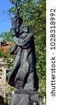 sofia  bulgaria  09 25 13 ... | Shutterstock . vector #1028318992
