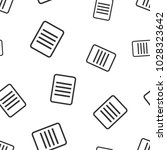 document seamless pattern...