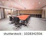 meeting room image | Shutterstock . vector #1028342506