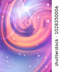 space galaxy background with... | Shutterstock .eps vector #1028350006