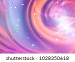 space galaxy background with... | Shutterstock .eps vector #1028350618