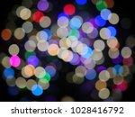abstract blurry bokeh... | Shutterstock . vector #1028416792