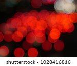 abstract blurry bokeh... | Shutterstock . vector #1028416816
