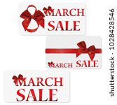 sale of discount banners  with...   Shutterstock .eps vector #1028428546