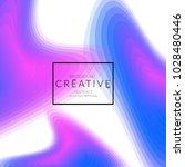 minimal cover banner template.... | Shutterstock .eps vector #1028480446