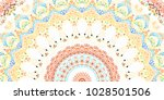 mosaic colorful pattern for... | Shutterstock . vector #1028501506