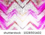colorful spiky symmetrical... | Shutterstock . vector #1028501602