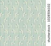 art deco seamless pattern....   Shutterstock .eps vector #1028506102