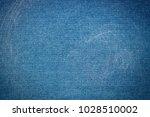 denim jeans texture. blue jeans ... | Shutterstock . vector #1028510002