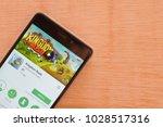 bekasi  west java  indonesia.... | Shutterstock . vector #1028517316
