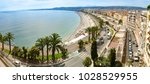 front view of the mediterranean ... | Shutterstock . vector #1028529955