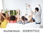 football  leisure and people...   Shutterstock . vector #1028557522