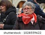 marseille  france   february 15 ... | Shutterstock . vector #1028559622