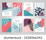 abstract colorful backgrounds... | Shutterstock .eps vector #1028566342