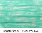green wooden background  texture | Shutterstock . vector #1028593162