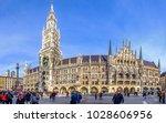 munich  germany   february 6 ...   Shutterstock . vector #1028606956